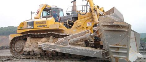 bulldozer /ruspe apripista trattori komatsu Komatsu_575_A_3_big