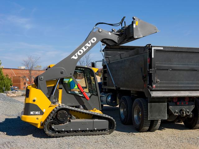 Tutto con un braccio solo - Volvo Construction Equipment Italia